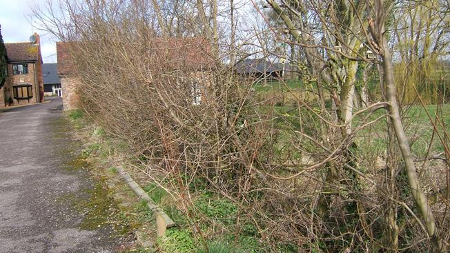 Original hedge in March 2008